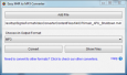 Easy M4R to MP3 Converter