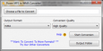 Power MP3 to WMA Converter