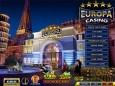 Europa Casino online 3D games