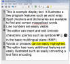 Atom Imp Text Editor