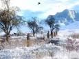 Winter Valley Screensaver
