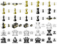 Standard Chess Icons