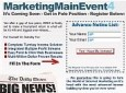Marketing Main Event 4 Review