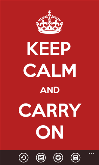 Download free KEEP CALM Poster Maker by Paul Chatwin v.1.0 ...