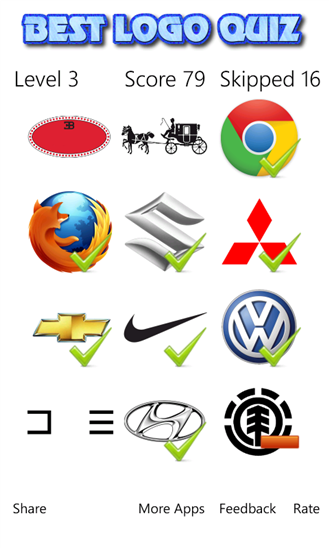Gallery For > Software Program Logos Quiz