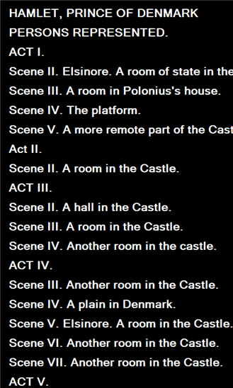 hamlet fate v free will Subscribe for ad free access & additional features  act 1 scene v scene  literature network » william shakespeare » hamlet » act 1 scene v about william.