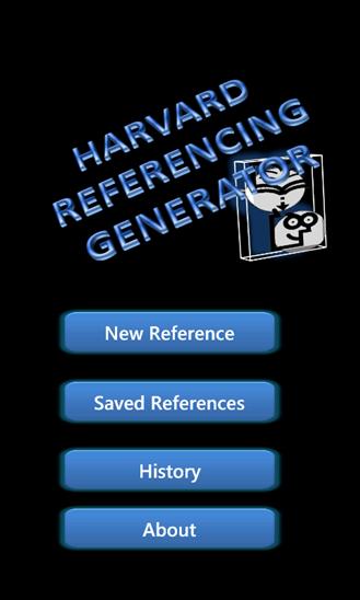 harvard referencing generator pdf file