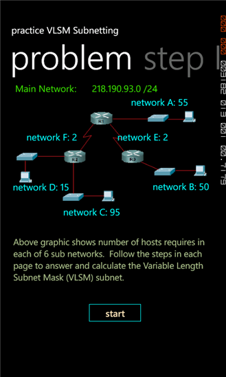Download free VLSM Subnetting by johnyi v 1 0 0 0 software